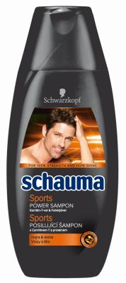 schauma sports sampon 250ml