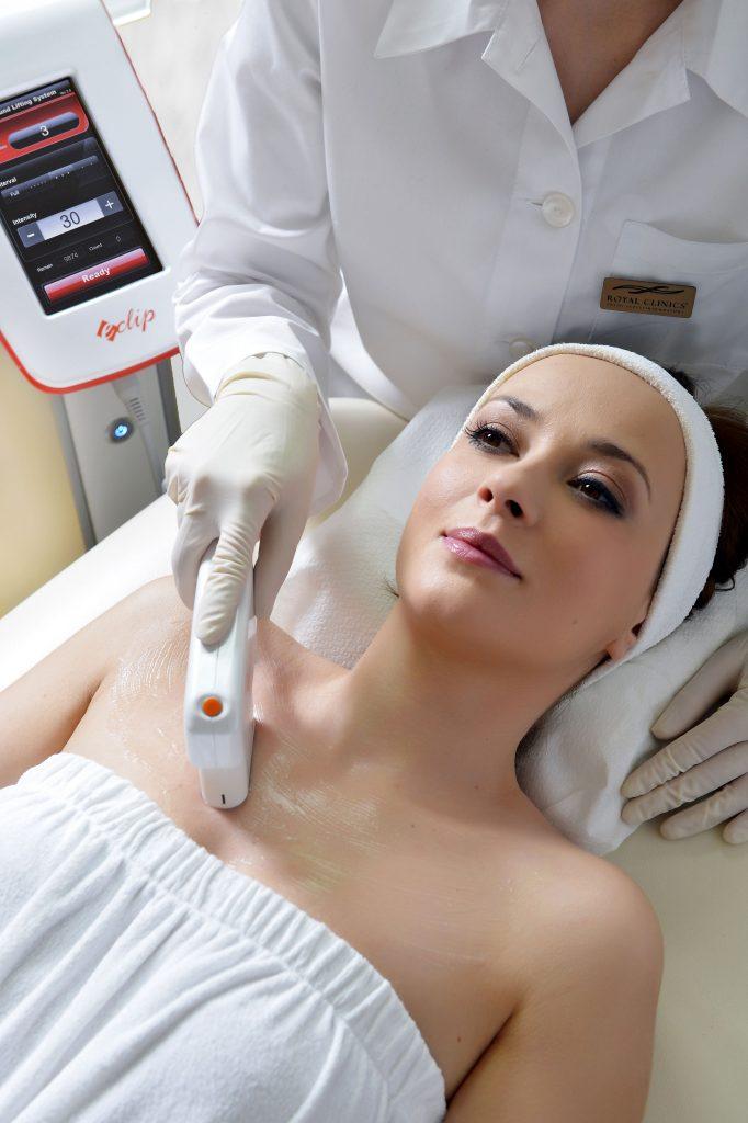 Royal Clinics HIFU kezelés