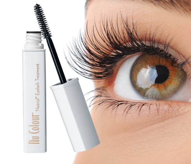 Nu Skin, Nu Colour Nutriol Eyelash Treatment szempilla erősítő gél