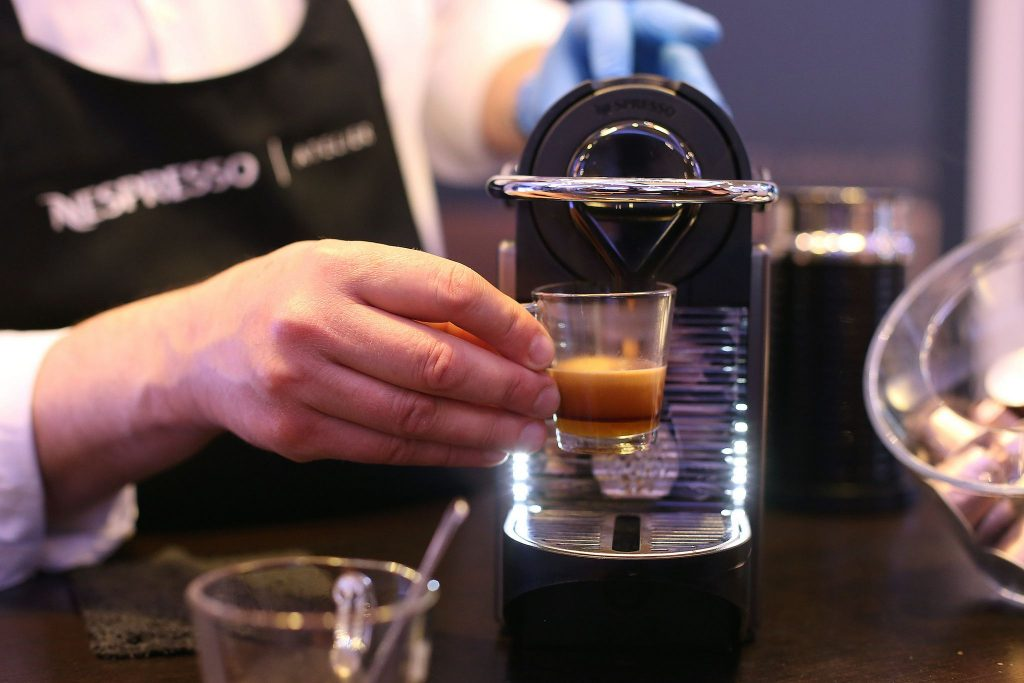 Nespresso, Boregyetem