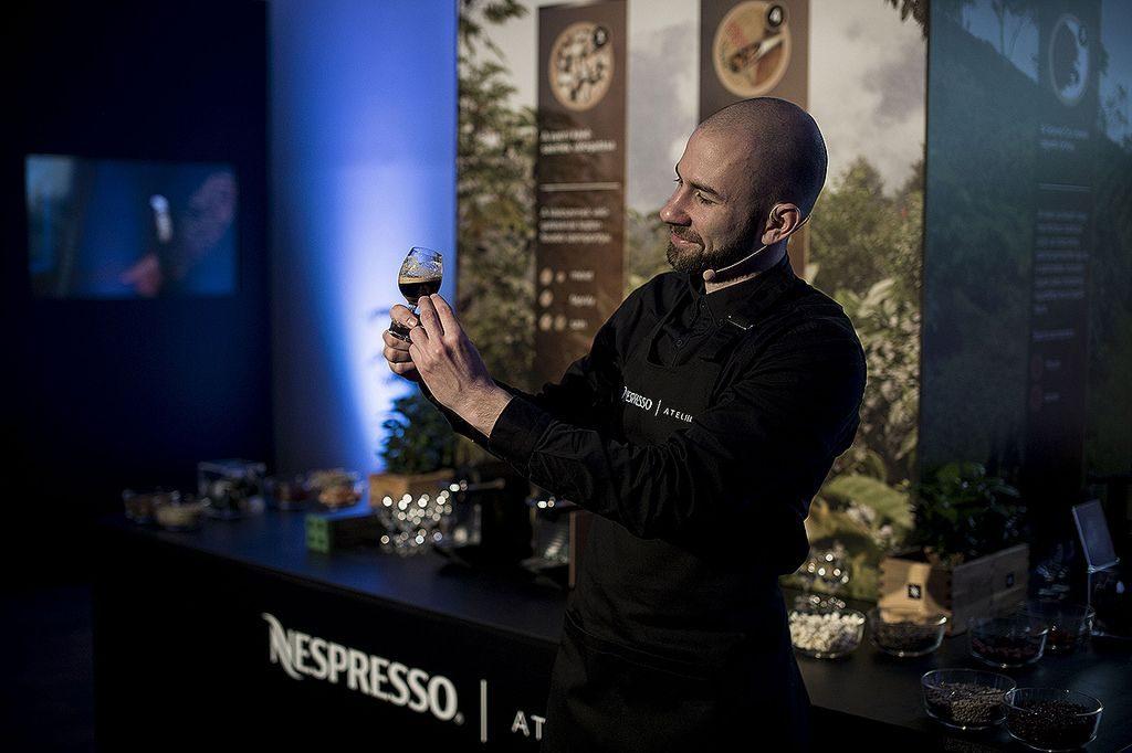 Nespresso nagykövet, Nagy Zsolt