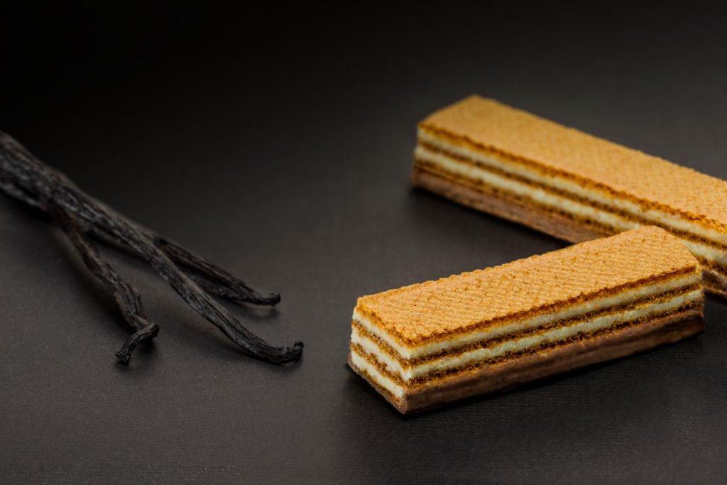 Toman Diet fehérje: vaníliás nápolyi