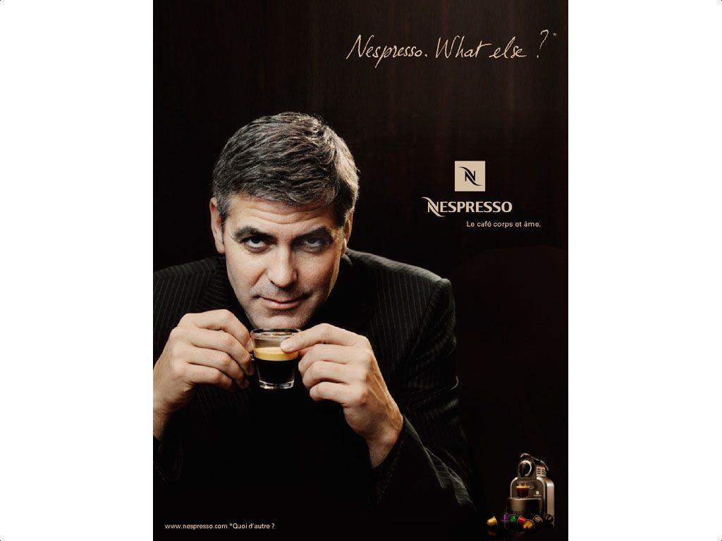 10 éves a Nespresso Magyarországon - George Clooney
