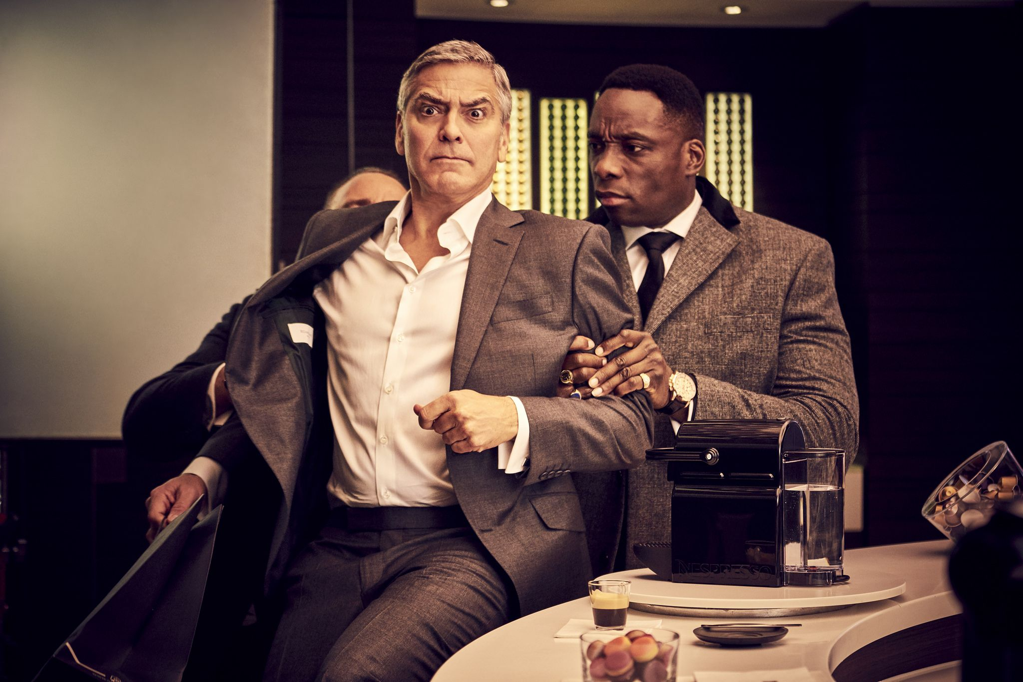 George Clooney a Nespresso új reklámfilmjében - Change Nothing