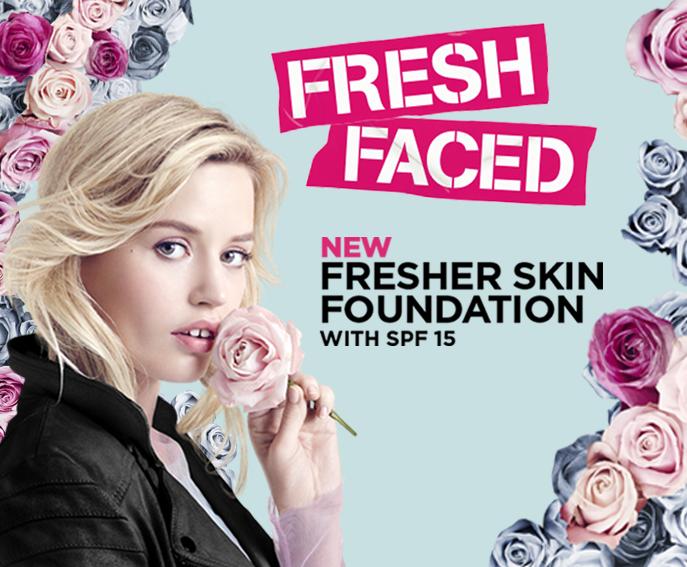 Rimmel Fresher Skin SPF 15 alapozó