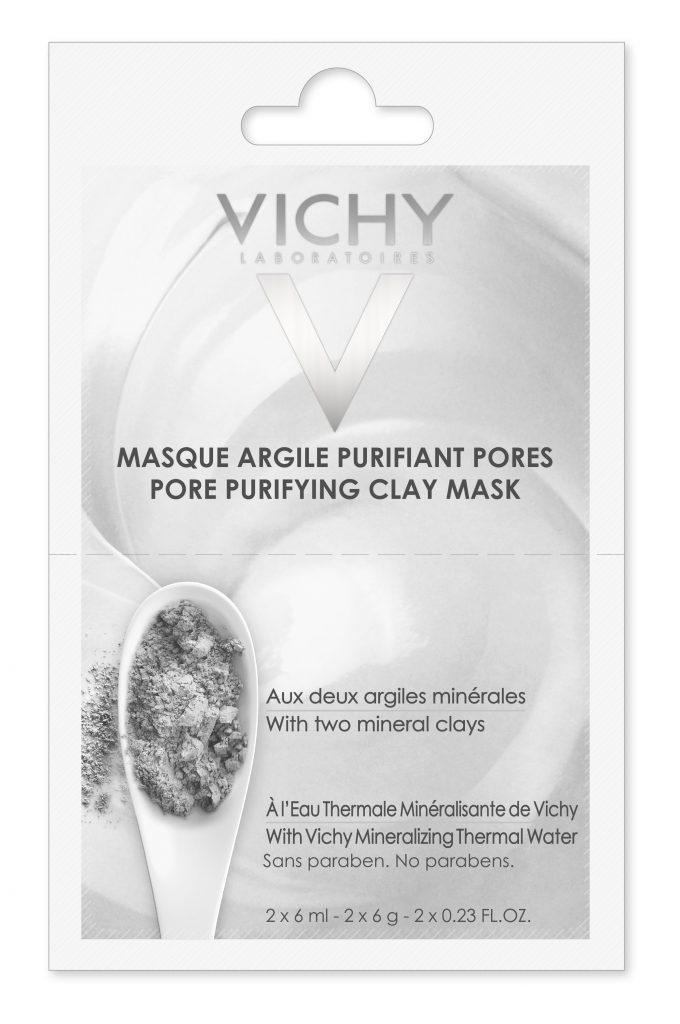 Vichy Pórustisztító maszk