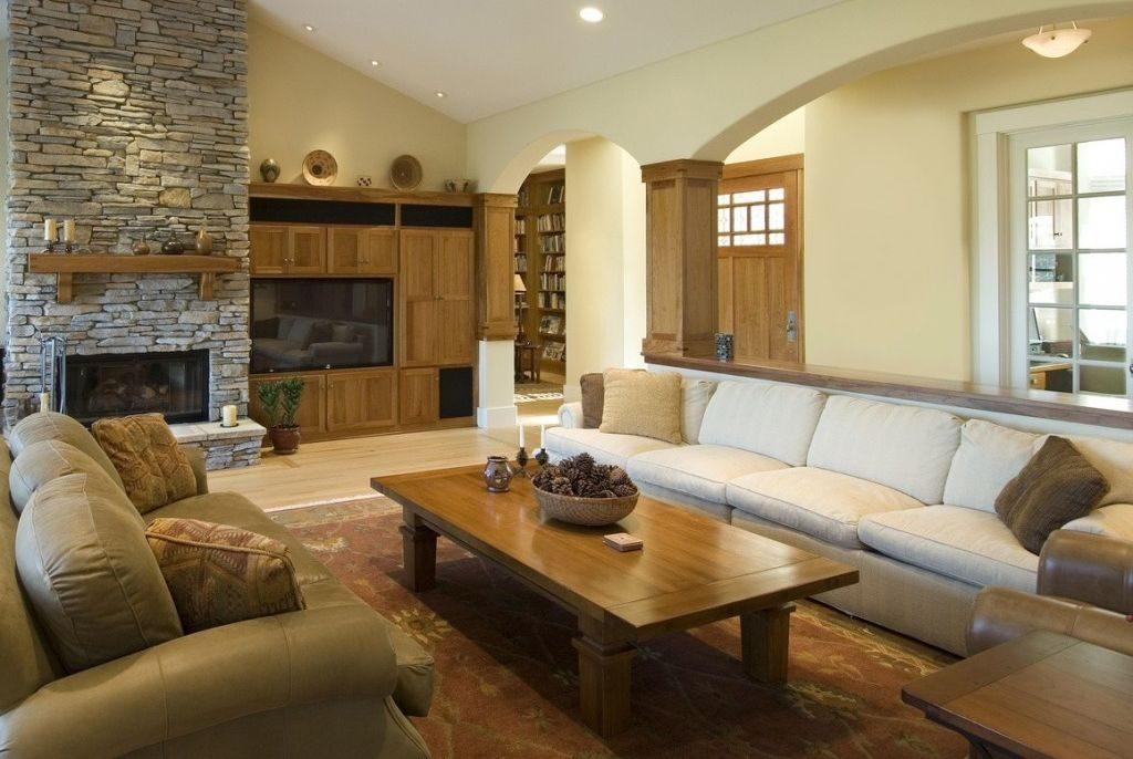 Természetes összhatású nappali