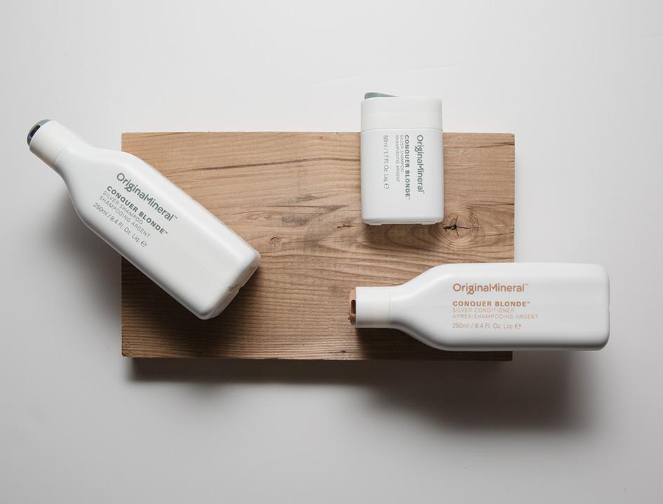 O&M természetes összetételű hajápoló termékek