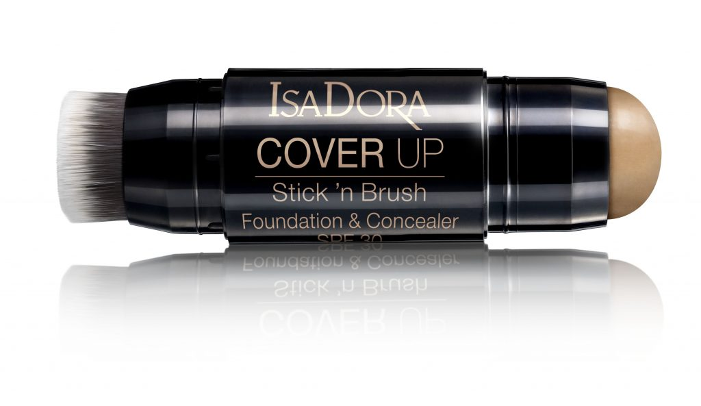 Isadora Cover up Stick'n Brush
