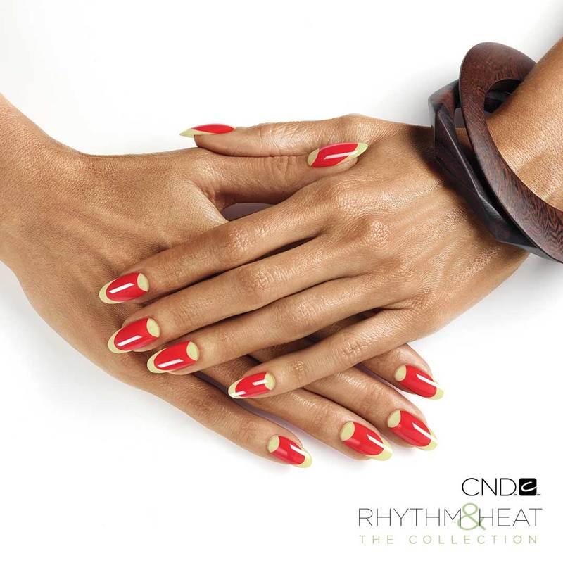 CND Rhytm&Heat körömlakk kollekció, Nail Lounge
