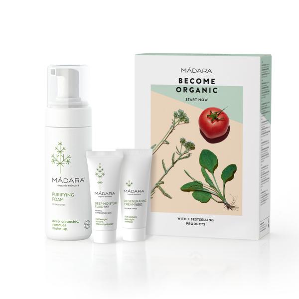 Mádara Become Organic Kit