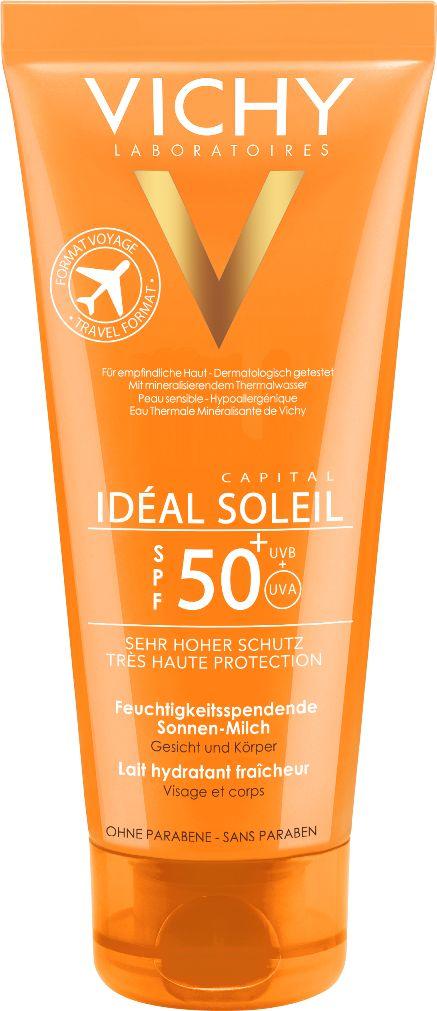 Vichy Ideal Soleil Napvédő utazó kiszerelés