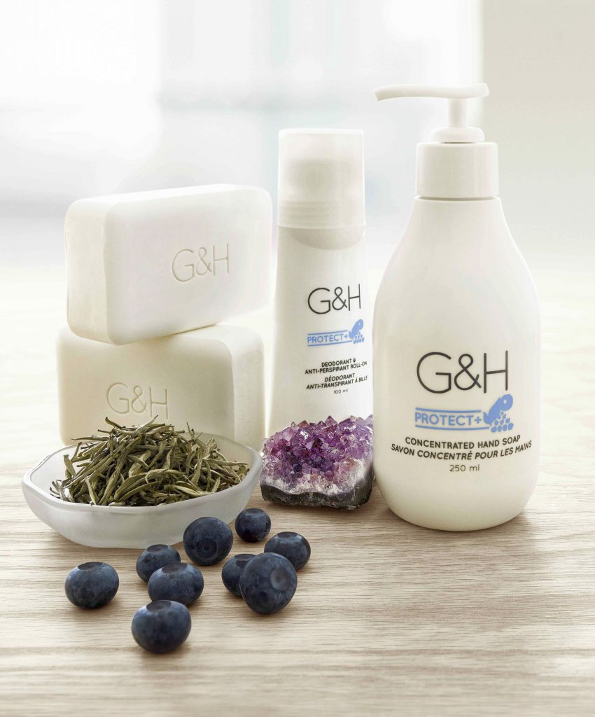 G&H Protect Ingredients and Products