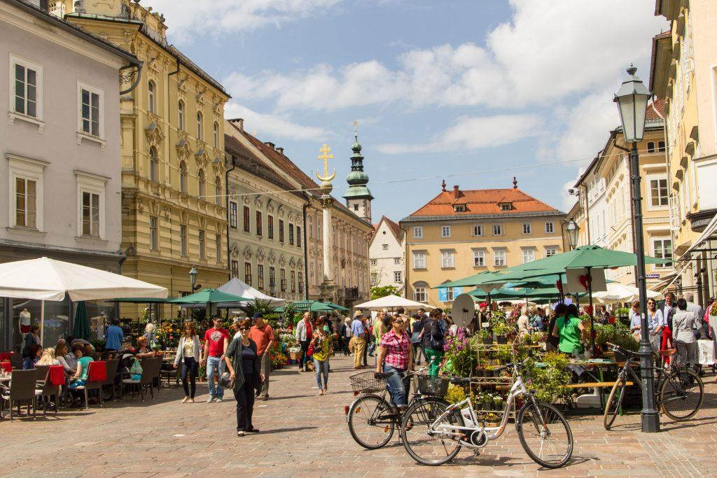 Klagenfurt, Karintia