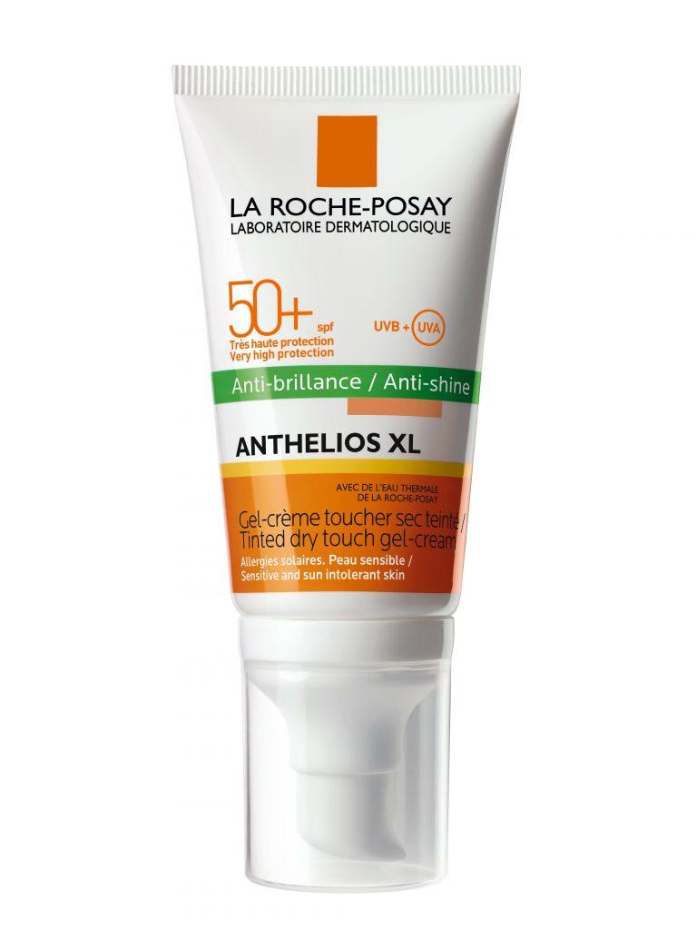 La Roche-Posay Anthelios színezett napvédő gél-krém