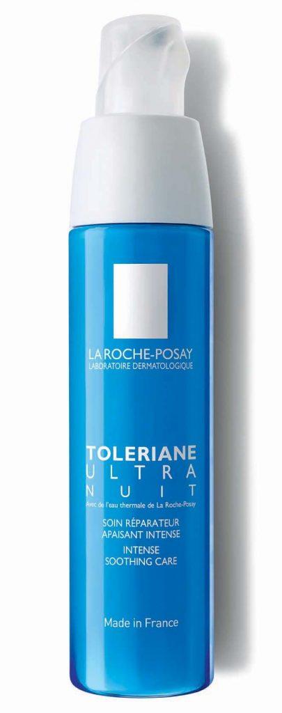 La Roche-Posay Toleriane Ultra éjsztakai arcápoló