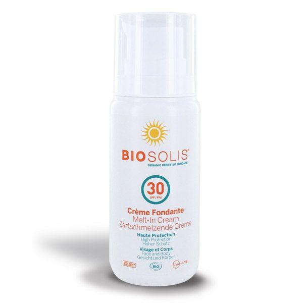 Biosolis Finoman OLvadó Napvédő Krém SPF 30