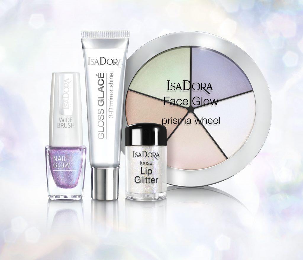 Isadora Get The Glow sminkkollekció