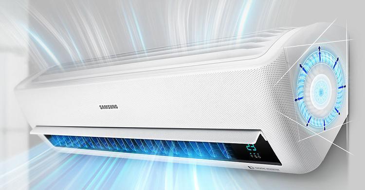 Samsung Windfree klímaberendezés