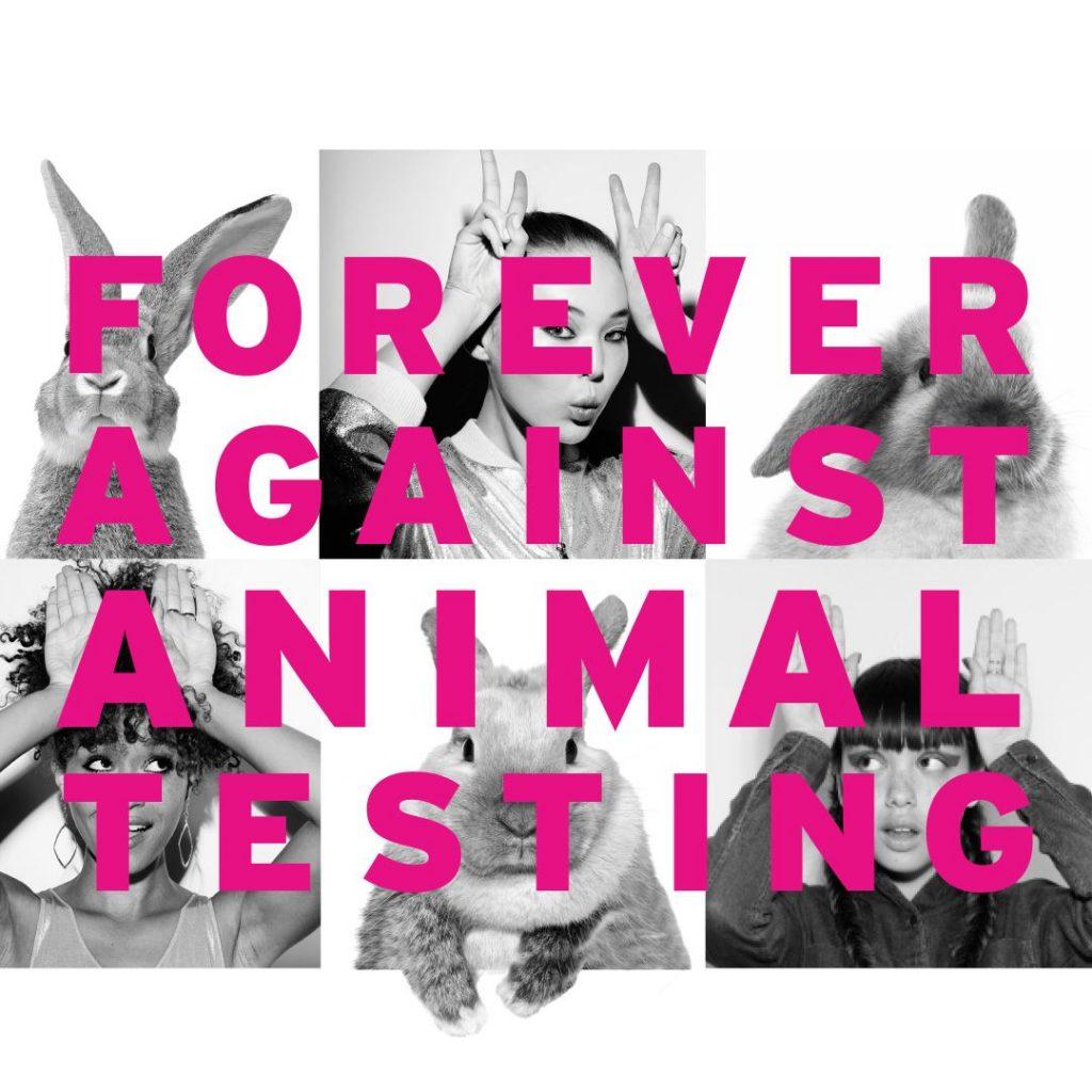 The Body Shop kampány az állatkísérletek betiltásáért világszerte