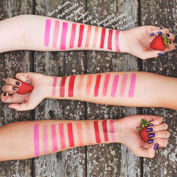 Avon Color Trend rűzs és körömlakk
