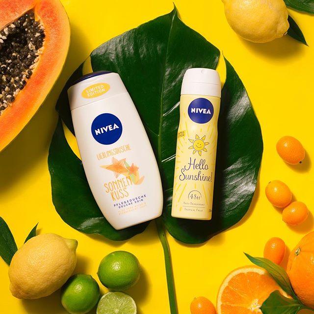 Nivea Summer limitált dezodorok és tusfürdők