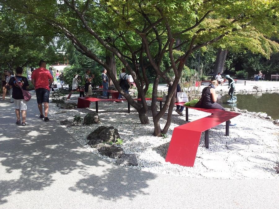 Japánkert Margitsziget