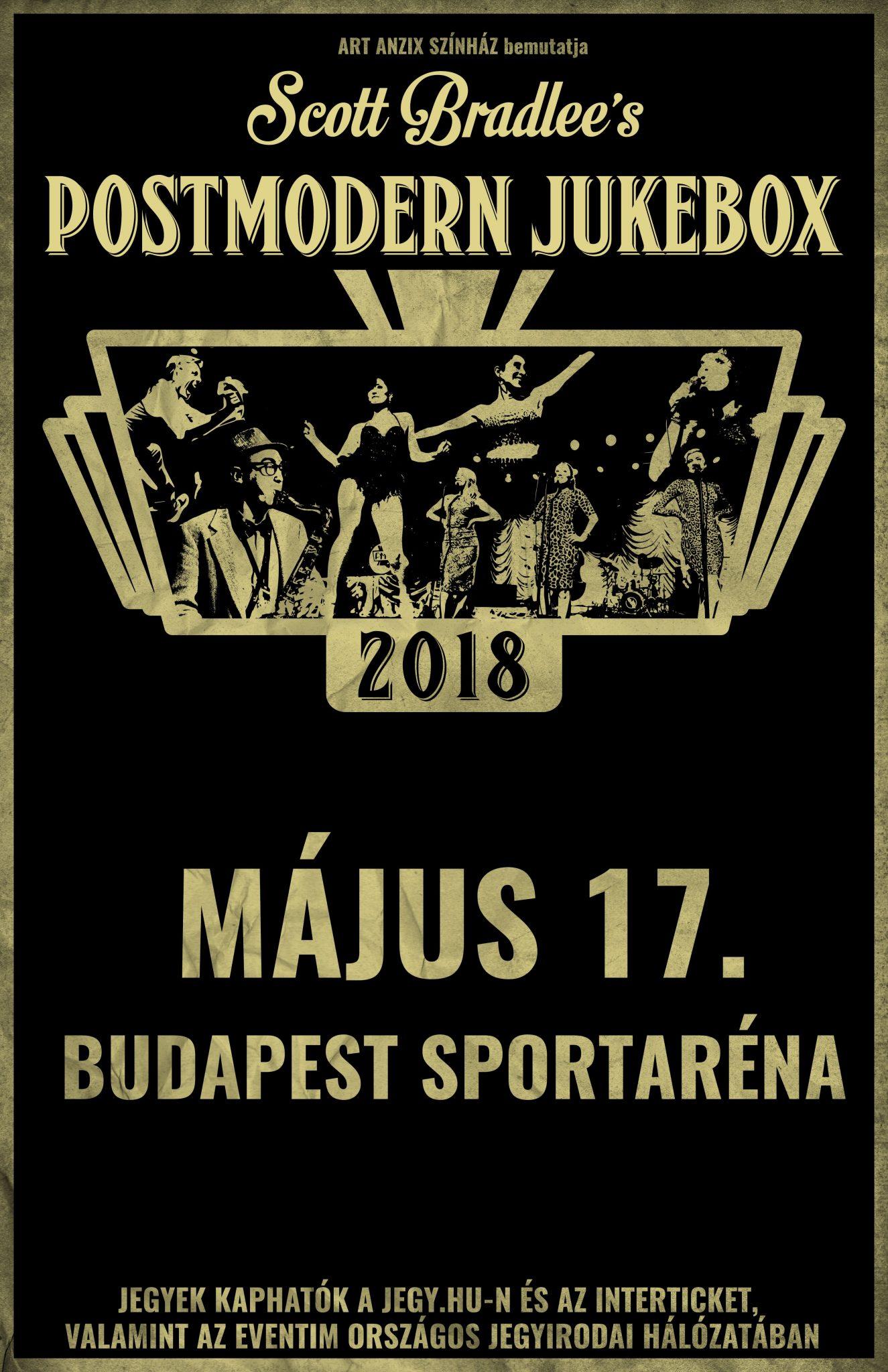 Postmodern Jukebox koncert Budapesten