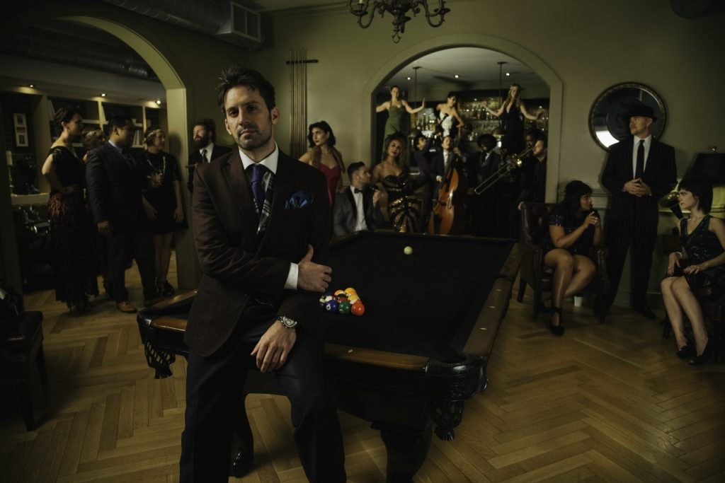 Postmodern Jukebox, Scott Bradlee