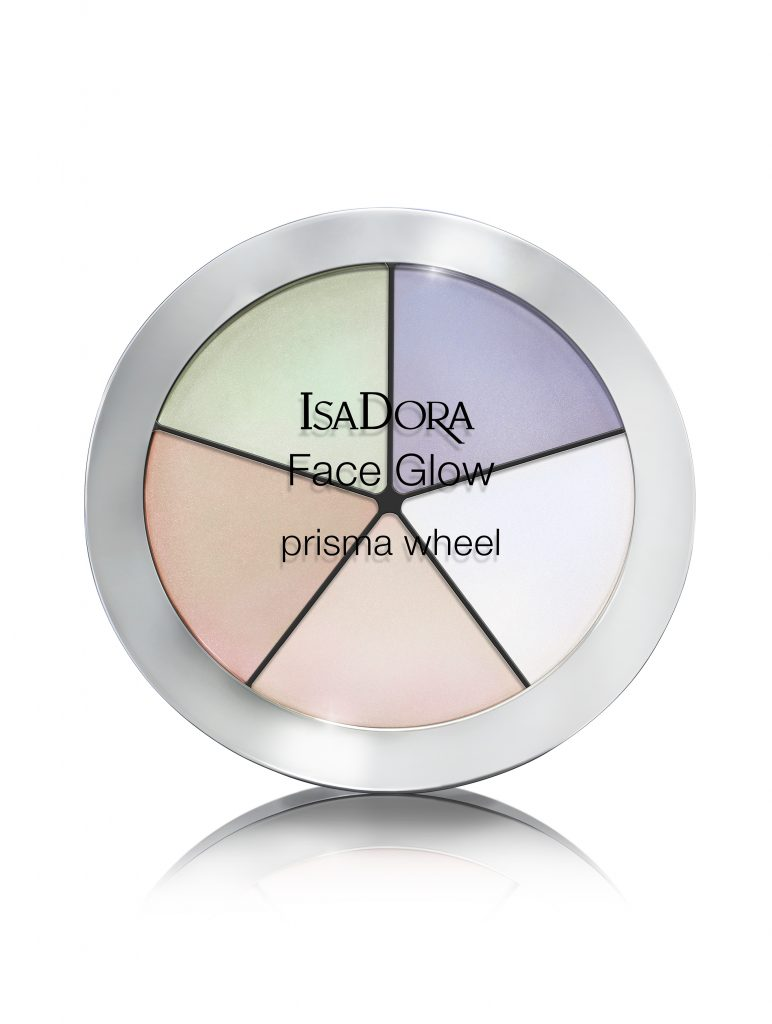 Isadora Face Glow Palette