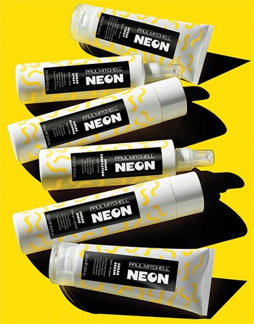 Paul Mitchell Neon cukros hajápolók és hajformázók