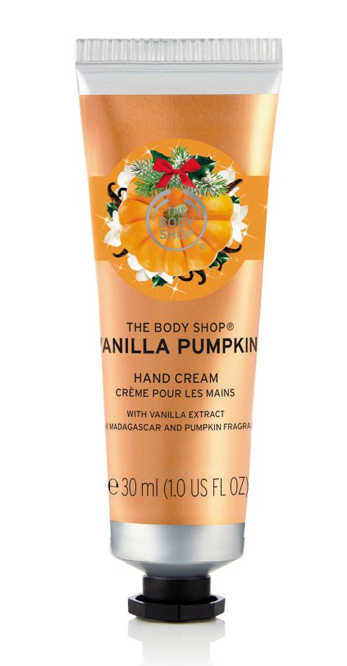 The Body Shop Vanilla Pumpkin kollekció