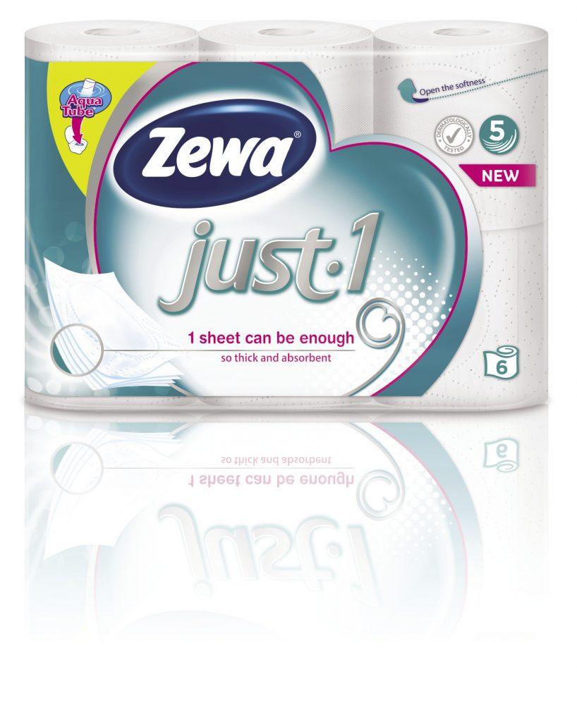 Zewa Just1 toilet papír