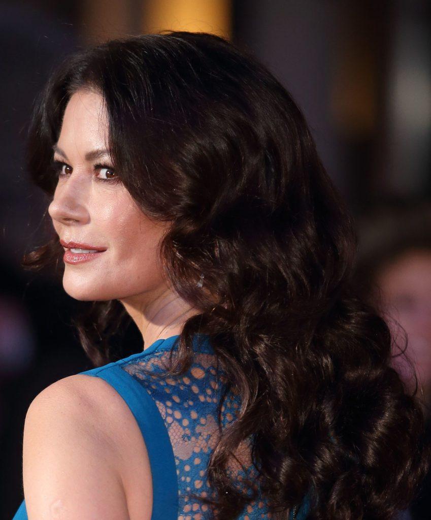 sztárok titkos hajápolási trükkjei, Catherine Zeta-Jones