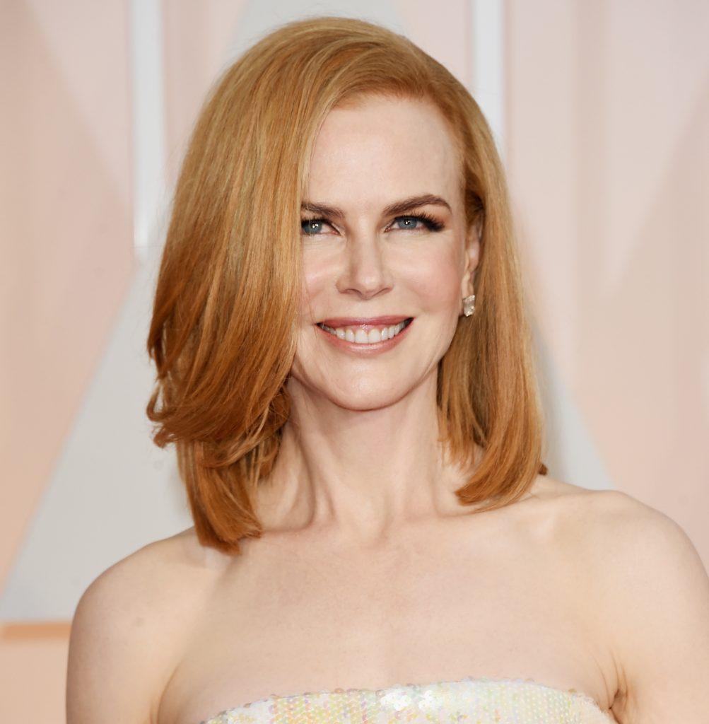 sztárok titkos hajápolási trükkjei, Nicole Kidman