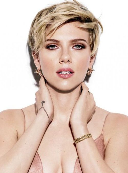sztárok titkos hajápolási trükkjei, Scarlett Johansson