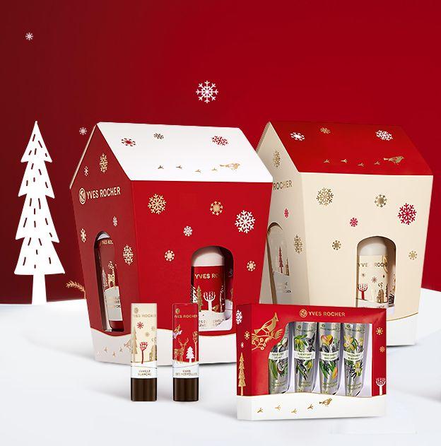 Yves Rocher karácsonyi kollekció 2017