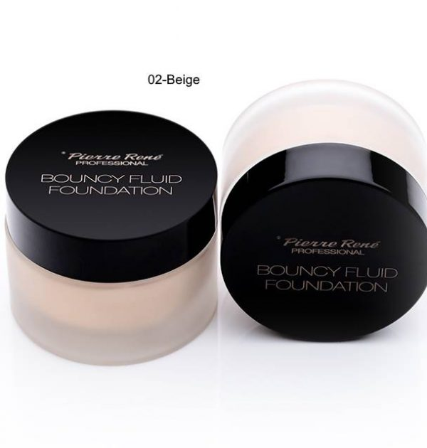 Pierre René Bouncy Fluid Foundation