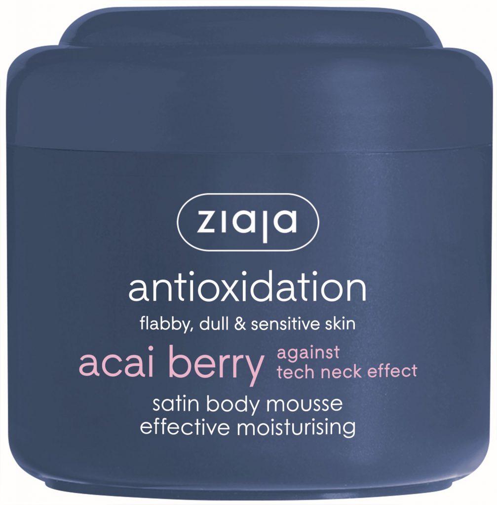 Ziaja Acai Berry termékcsalád, rúzs és más