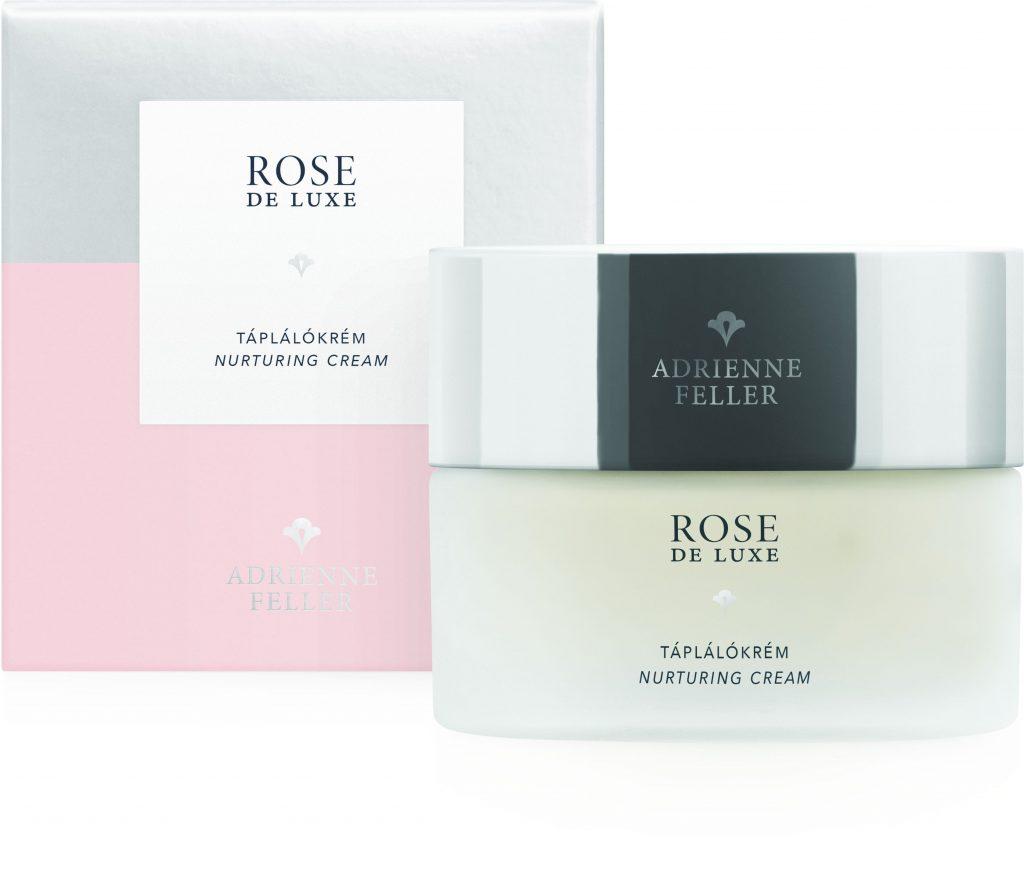 Adrienne Feller Rose Deluxe tápláló krém
