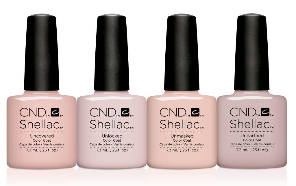 CND Nude kollekció, rúzs és más