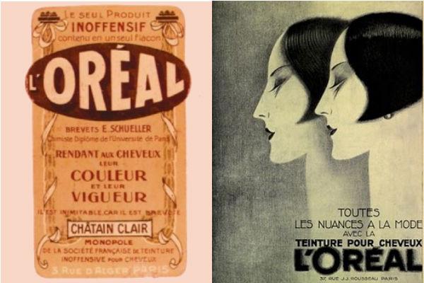 Első hajfesték, L'Oreal, rúzs és más