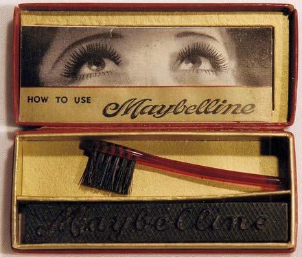 Maybelline szempillaspirál 1917, rúzs és más