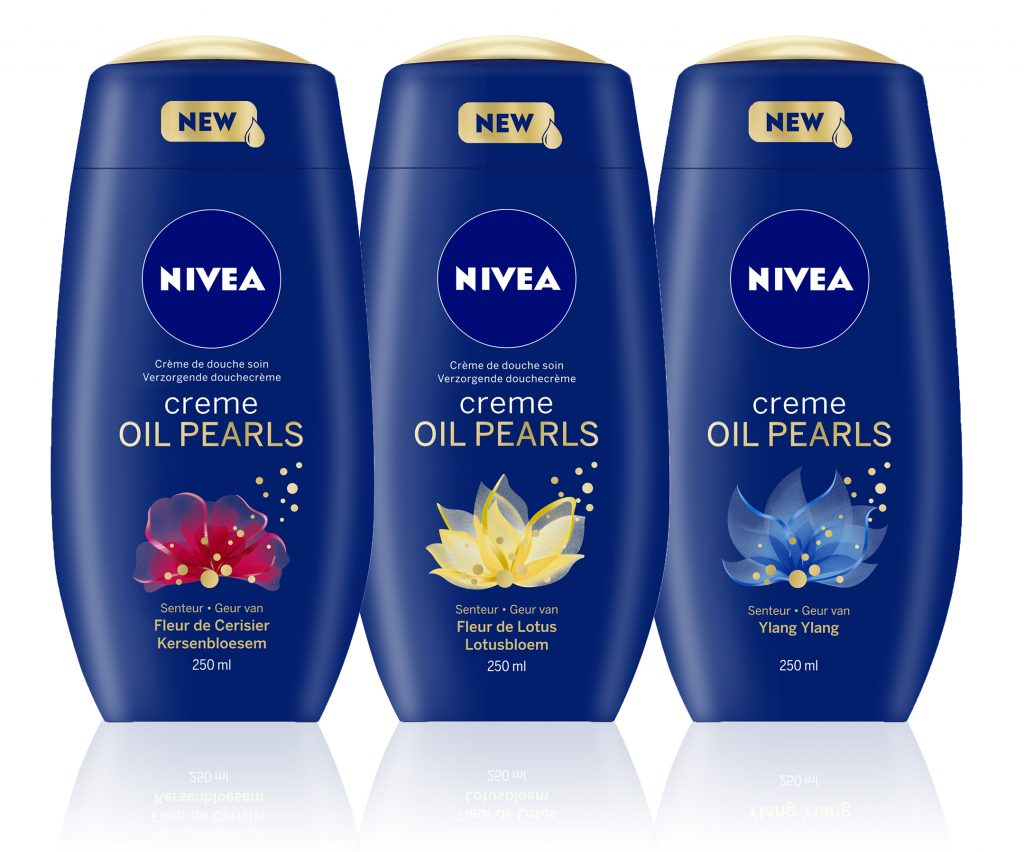 NIVEA Creme Oil Pearls