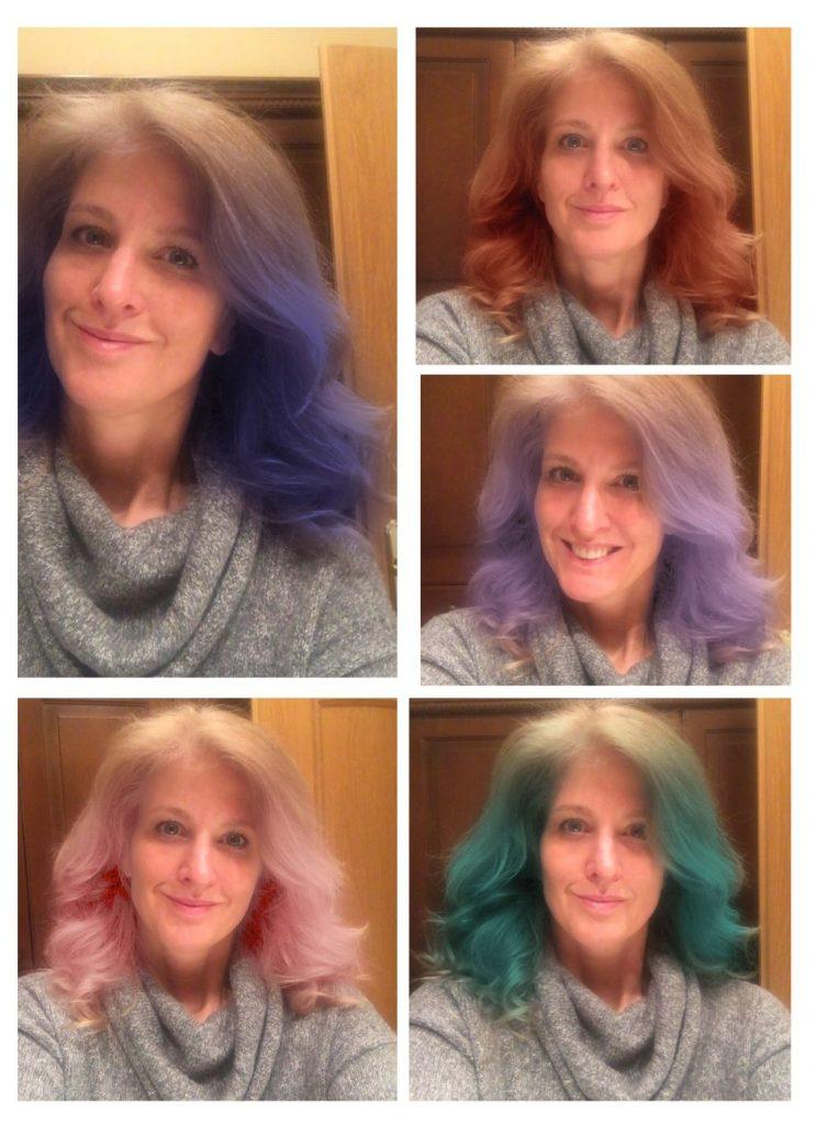 L'Oreal Professionnel Style my hair 3D, applikáció, rúzs és más