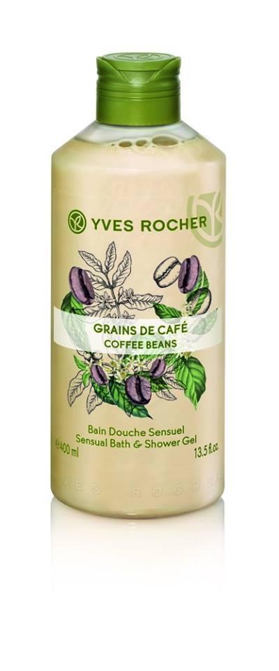 Yves Rocher Plaisirs Nature tusfürdők,rúzs és más