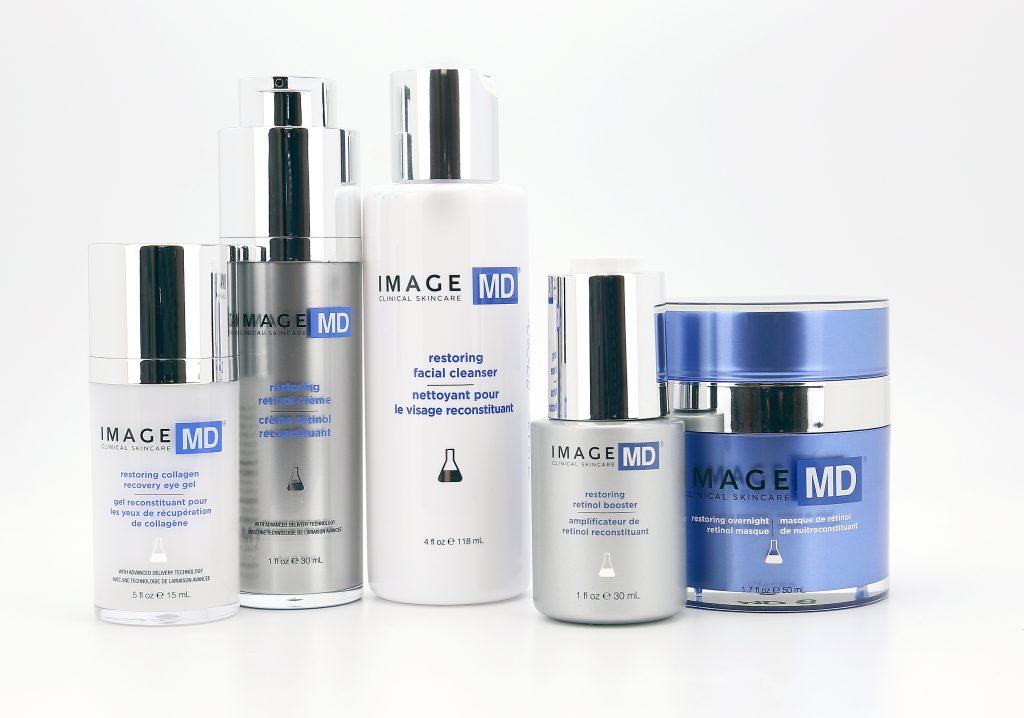 Image MD, klinikai bőrápolók, rúzs és más