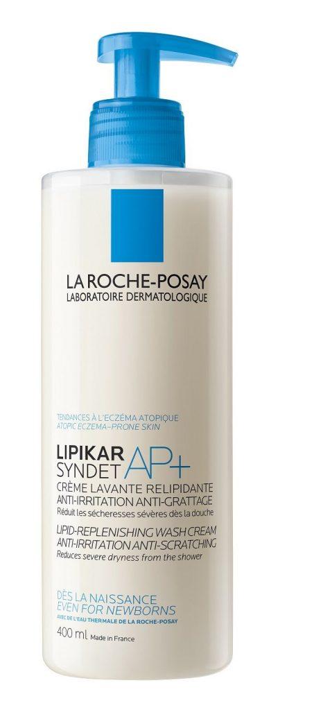 La Roche-Posay Lipikar AP, rúzs és más