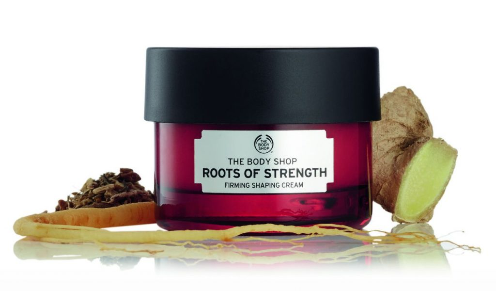 Roots of Srenghts, The Body Shop, gyökerek, rúzs és más