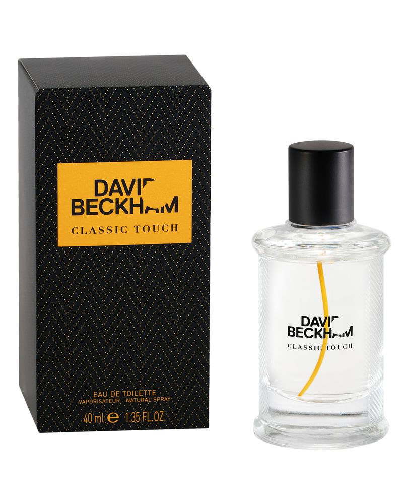 David Beckham Classic Touch - rúzs és más